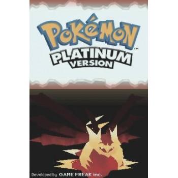 Nintendo DS Pokemon Platinum - DS Pokemon Platinum - Sealed New