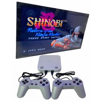 PS1 Mini TV Console 10K+ Games w/2 Arcade Sticks