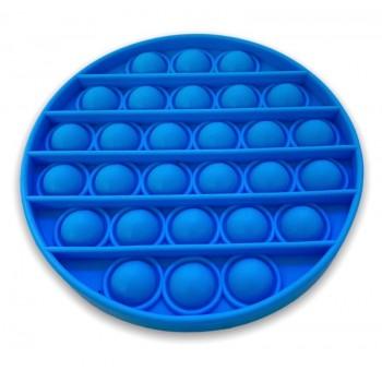 Circle Pop It - Popping Fidget Toy - Light Blue
