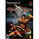 PS2 Game - Rise of the Kasai - BRAND NEW FACTORY SEALED!