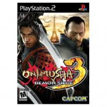 PS2 Game - Onimusha 3 Demon Siege - BRAND NEW FACTORY SEALED!