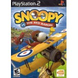 PS2 Game - Snoopy vs the Red Baron - BRAND NEW FACTORY SEALED!