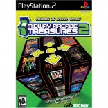 PS2 Game - Midway Arcade Treasures 2 - BRAND NEW FACTORY SEALED!