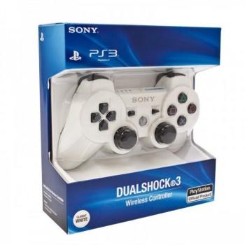 Sony Dualshock 3 Controller - White PS3 Dualshock 3