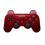 Sony Red PS3 Controller - Playstation 3 Dualshock 3 in Red