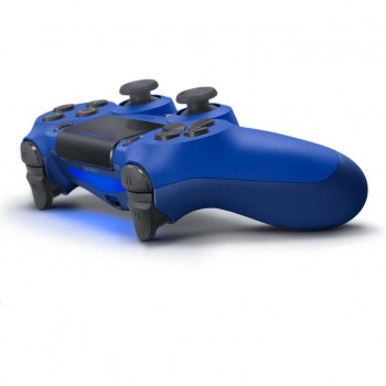 Blue PS4 Styled Controller Dualshock 4 Playstation 4 Controller in Wave Blue