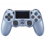 PS4 Sony Playstation Dualshock 4 Style Wireless Controller in Titanium Blue
