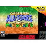 Super Nintendo Super Mario All-Stars + Super Mario World - SNES - Game only
