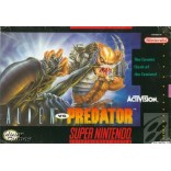 Super Nintendo Alien vs Predator - SNES Alien vs Predator - Game Only