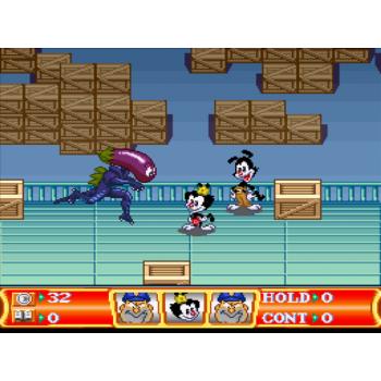 Animaniacs Super Nintendo - SNES Animaniacs Game ONly