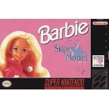 Barbie Super Model Super Nintendo - SNES Barbie Super Model (Game Only)