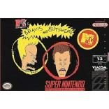 Beavis and Butthead Super Nintendo - SNES Beavis and Butthead