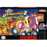 Super Bomberman 2 Super Nintendo ( Game Only ) - SNES