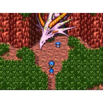 Breath of Fire II Super Nintendo