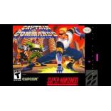 Super Nintendo Captain Commando - SNES Captain Commando - Game Only