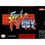 Super Nintendo Final Fight Guy - SNES Final Fight Guy Version - Game Only