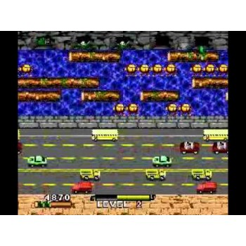 Frogger Super Nintendo - Frogger SNES - Game Only