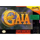 Illusion of Gaia Super Nintendo