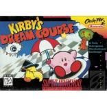Kirby's Dream Course Super Nintendo - SNES Kirby's Dream Course