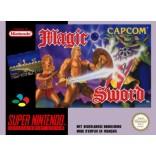 Super Nintendo Magic Sword