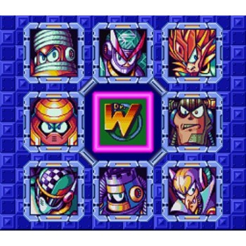 Super Nintendo Megaman 7 - SNES Megaman 7 - Game Only