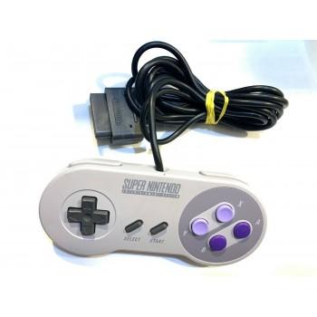 Original SNES Controllers - Original Super Nintendo Brand Authentic Controller - 90s Official Release