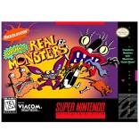 AAAHH Real Monsters Super Nintendo