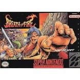 Breath of Fire Super Nintendo
