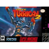 Super Nintendo Super Turrican 2 - SNES - Game Only