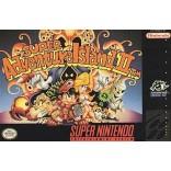 Super Adventure Island II Super Nintendo