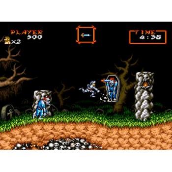 Super Ghouls 'n Ghosts Super Nintendo - SNES Super Ghouls and Ghosts