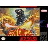 Super Godzilla Super Nintendo