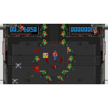 Super Nintendo Super Smash TV - SNES Super Smash TV - Game Only