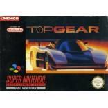Super Nintendo Top Gear