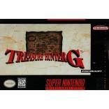 Super Nintendo Treasure Hunter G ( Game Only ) - SNES