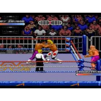 WWF Royal Rumble Super Nintendo - SNES WWF Royal Rumble Game Only