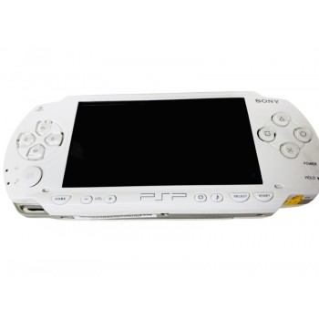 White PSP 1000 - PlayStation Portable White Complete