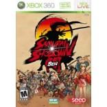 XBOX 360 Game- Samurai Showdown Sen - BRAND NEW FACTORY SEALED!