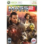 XBOX 360 Game - Mass Effect 2 - BRAND NEW FACTORY SEALED!