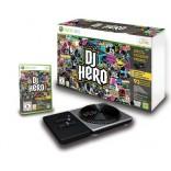 Xbox 360 DJ Hero Turntable Kit - NEW