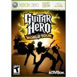 Xbox 360 Guitar Hero World Tour Game Only