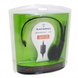Plantronics GameCom Stereo Corded Headset X10 - For XBox and XBox 360 - New