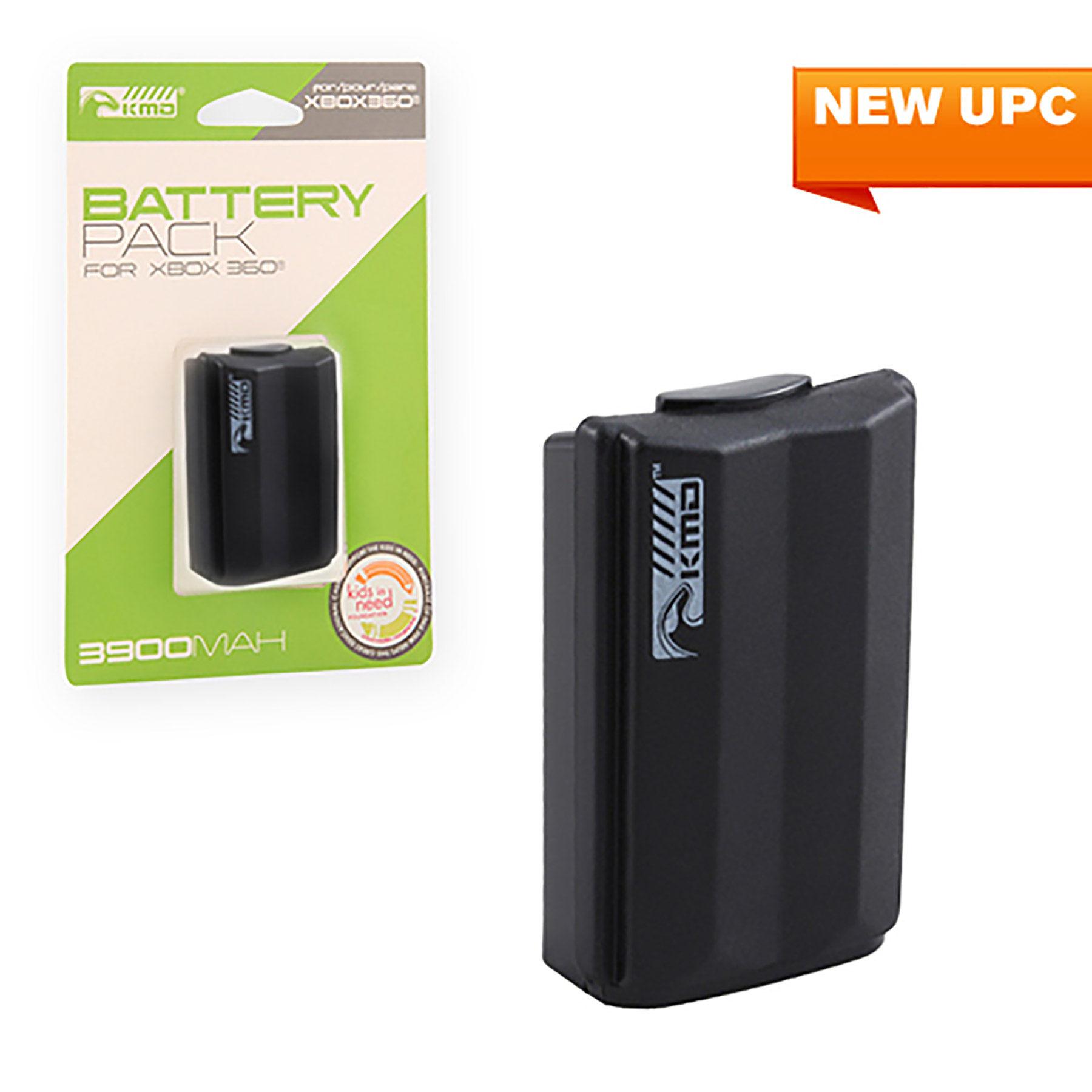 xbox 360 rechargeable battery pack in black. Black Bedroom Furniture Sets. Home Design Ideas
