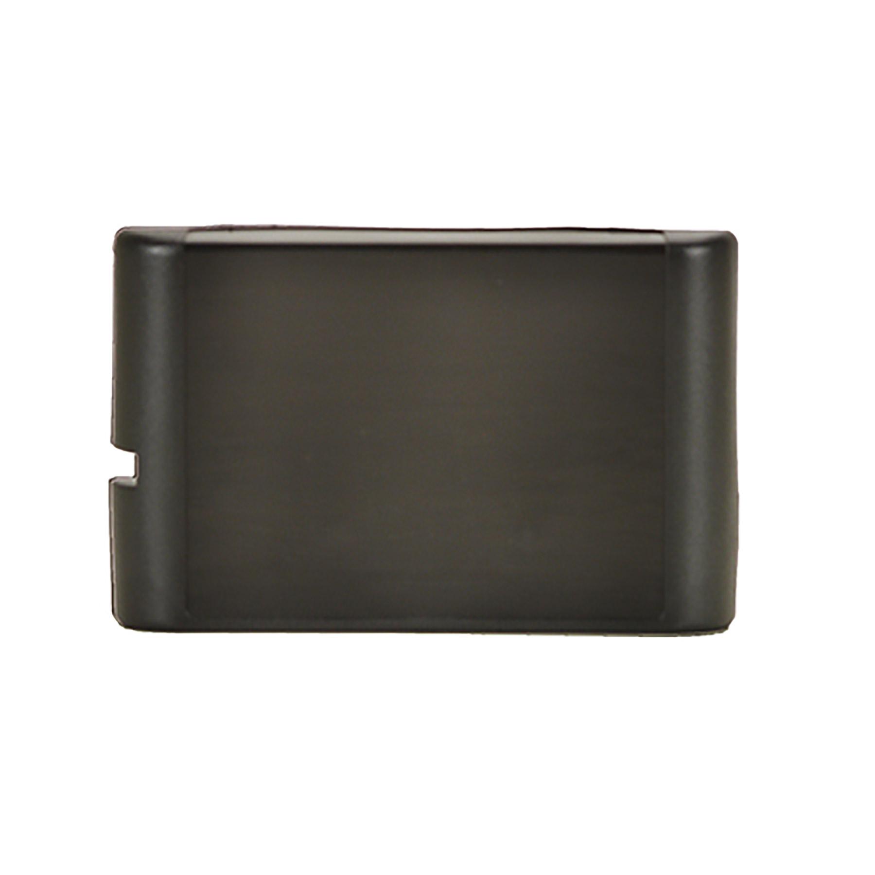 Sega Genesis Replacement Blank Cartridge Case Black New Snap O