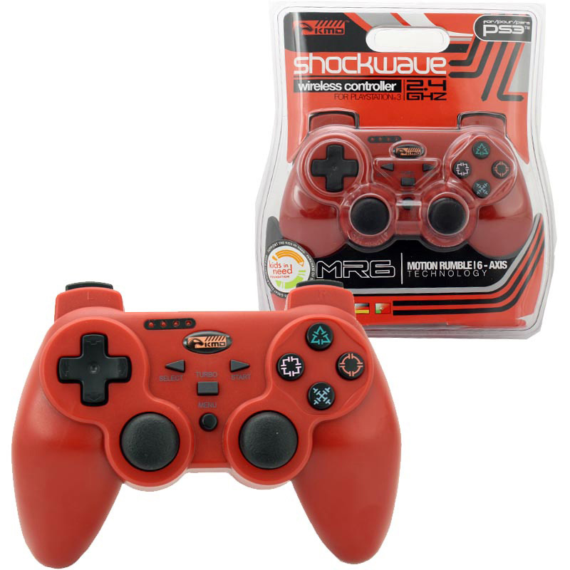 ... Stick PlayStation 2 Wireless PS2 Controller RED. Source · PS3 Controller Wireless .